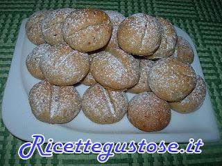 biscotti nocciole e caffè , ricetta biscotti facili