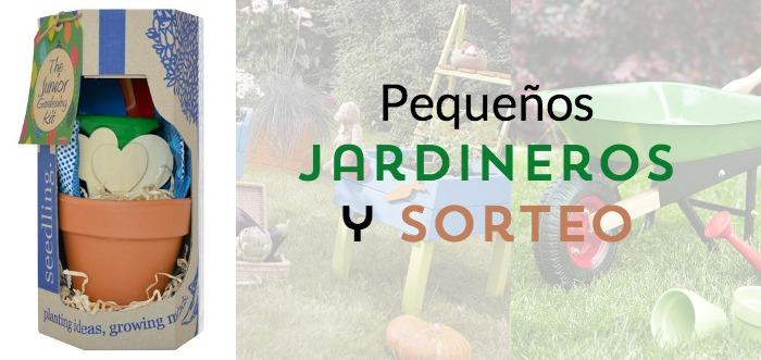 juguetes para niños jardineros