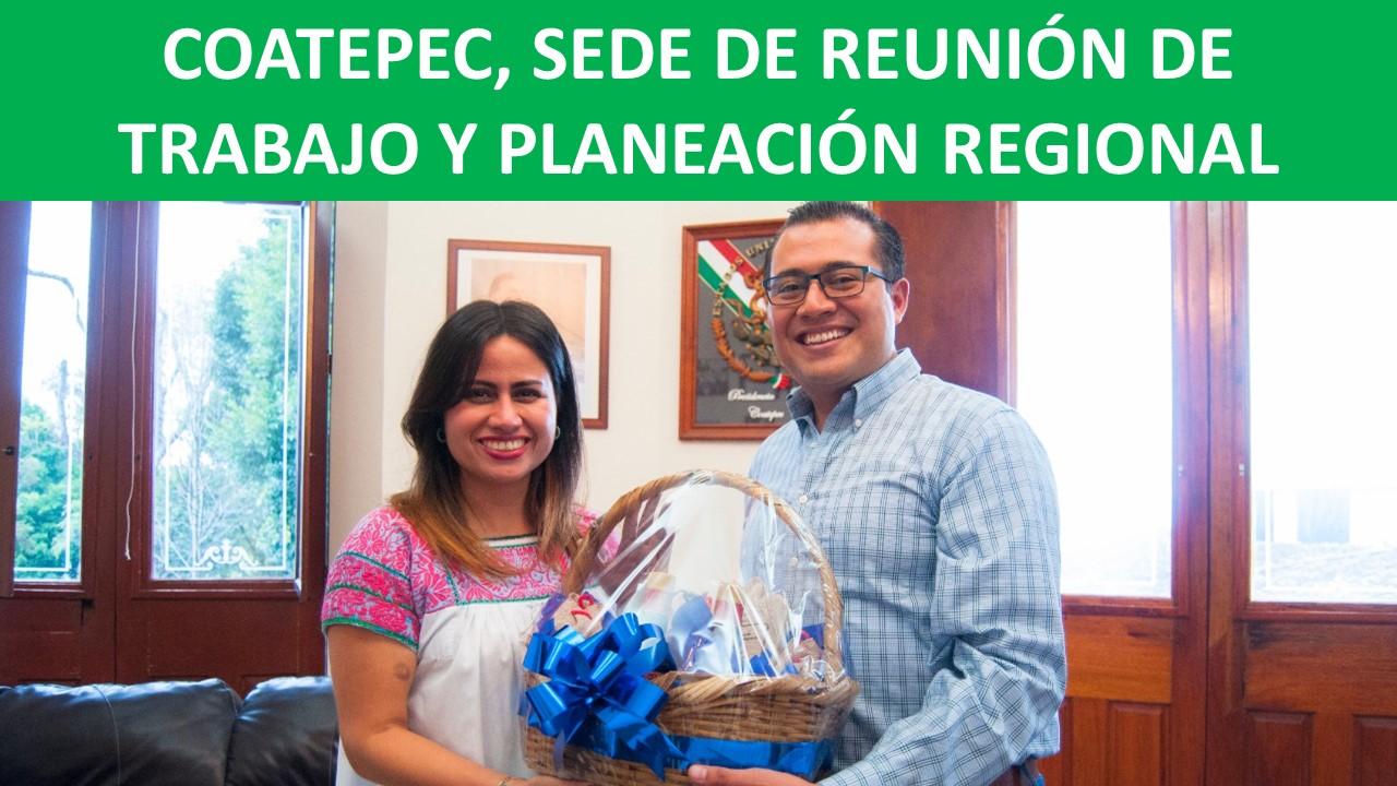 TRABAJO Y PLANEACIÓN REGIONAL
