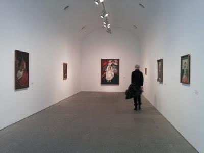 María Blanchard, Museo Reina Sofía, Cubismo, Pintura figurativa,