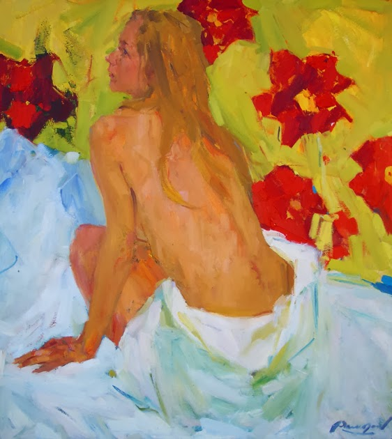 REPINART (home of russian impressionism): Lovely model. Artist's ...cherish art model