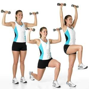 Bài tập đẩy lùi mỡ thừa, giúp giảm cân