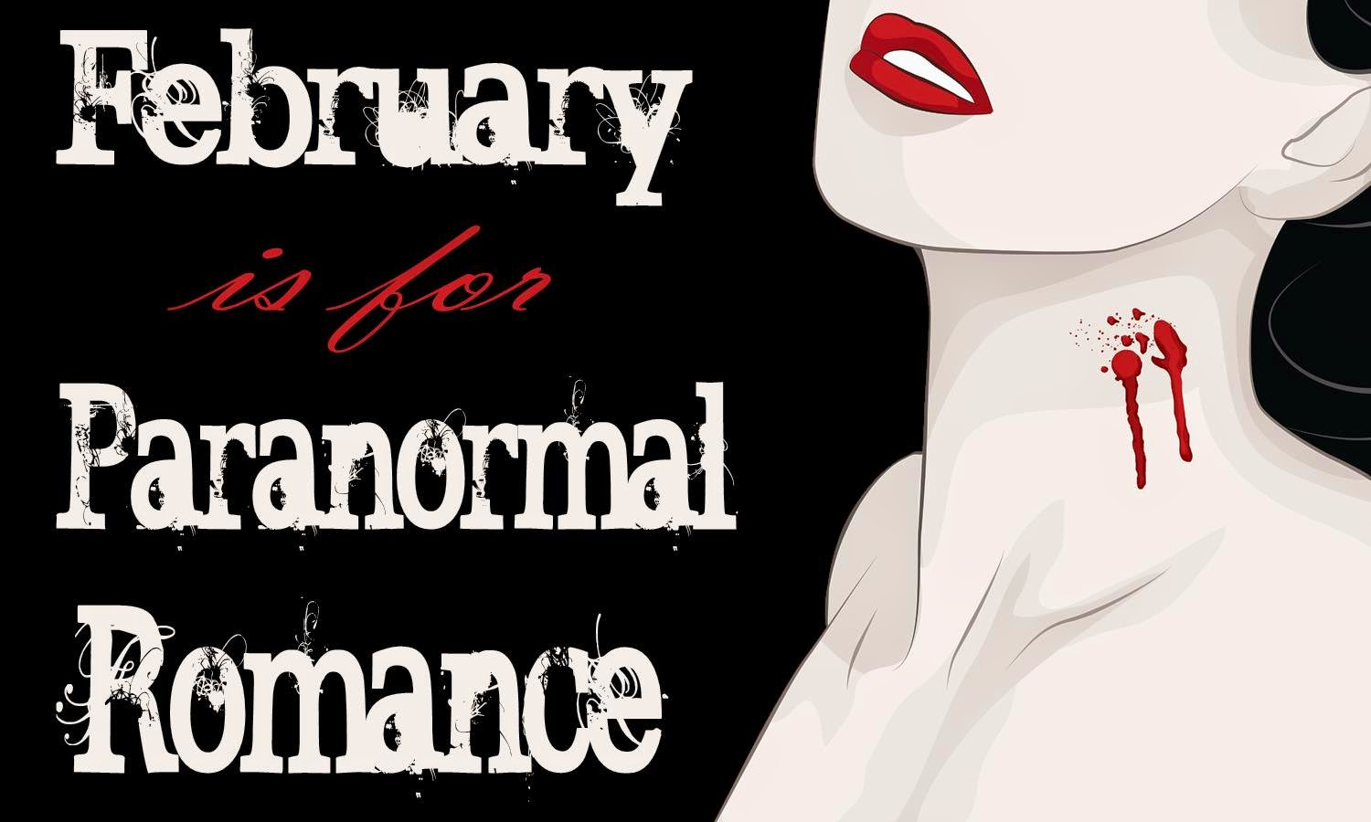 February is for Paranormal Romance Q+A with Angela Addams + Giveaway