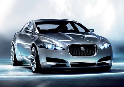 2013 Jaguar XF Car