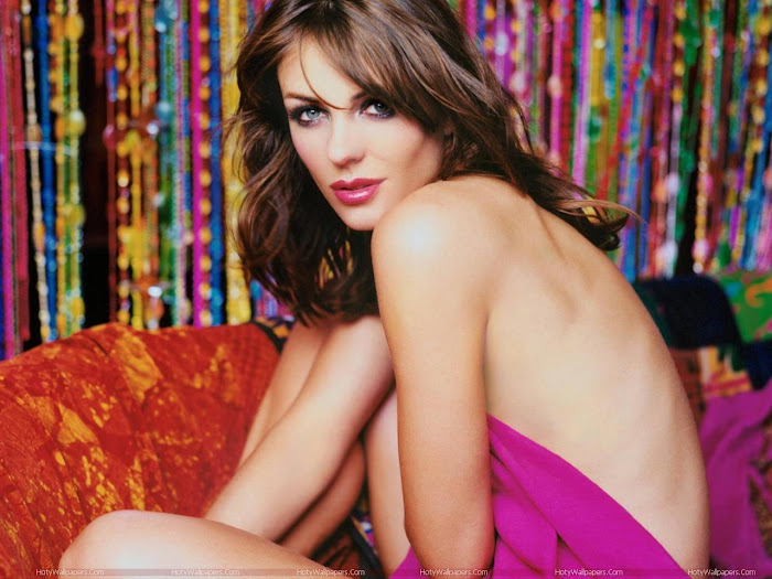 Elizabeth Hurley HD Wallpaper -05