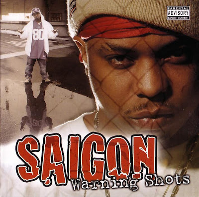Saigon – Warning Shots (CD) (2004) (FLAC + 320 kbps)
