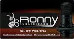 RONNY SANTOS PUBLICIDADES