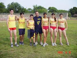 Grup entreno 2004-2005
