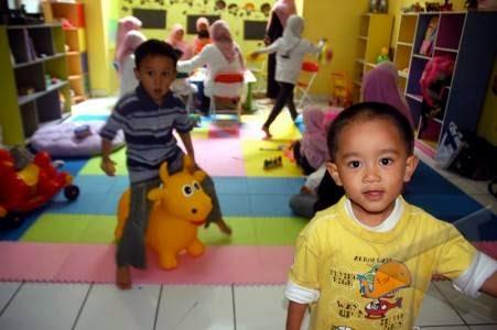 Peluang Usaha Rumahan Dengan Modal Kecil - Jasa Penitipan Anak