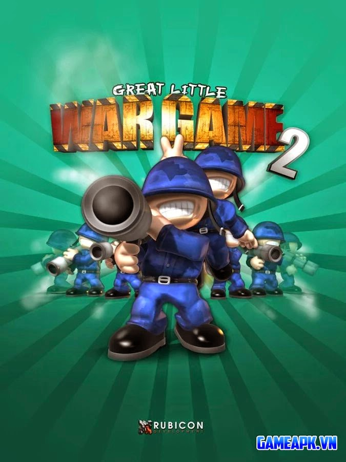 Tải game Great Little War Game 2 v1.0.10 APK cho Android