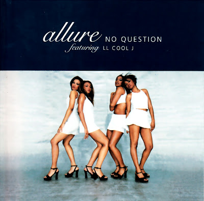 Allure Feat. LL Cool J - No Question-(Promo_CDS)-1997