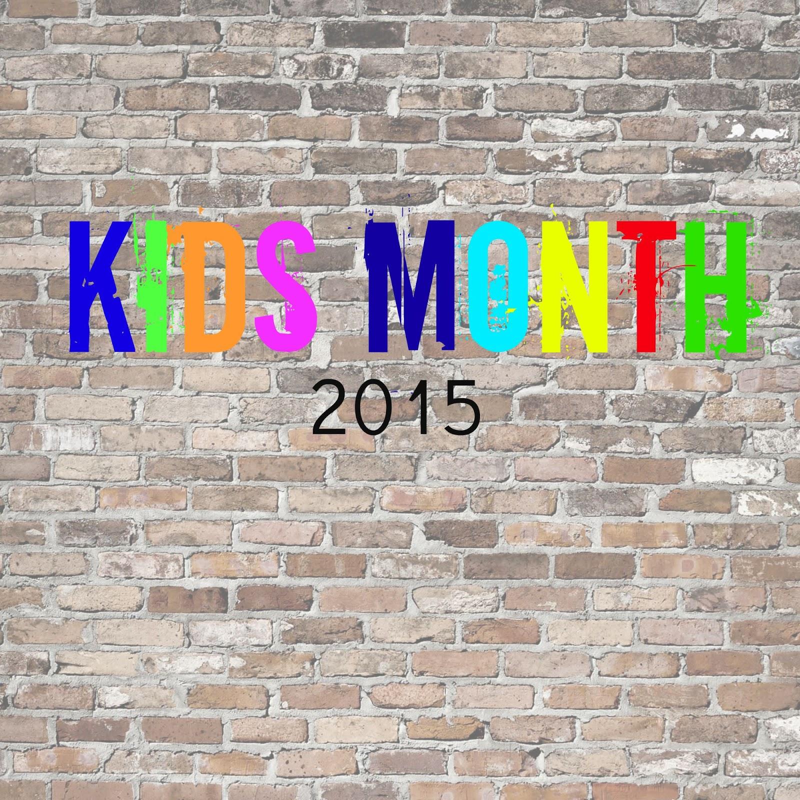 Kids Month 2015