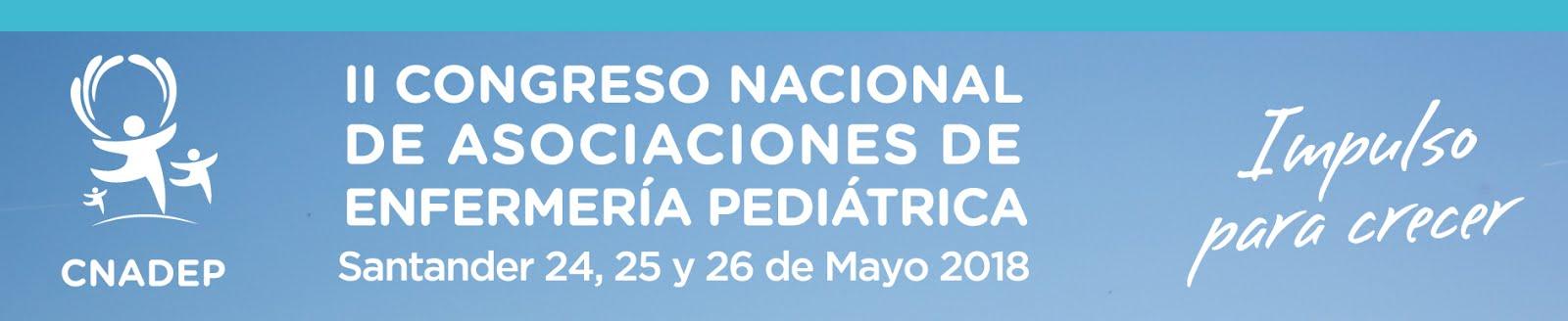 II Congreso Nacional de Asociaciones de Enfermería Pediátrica