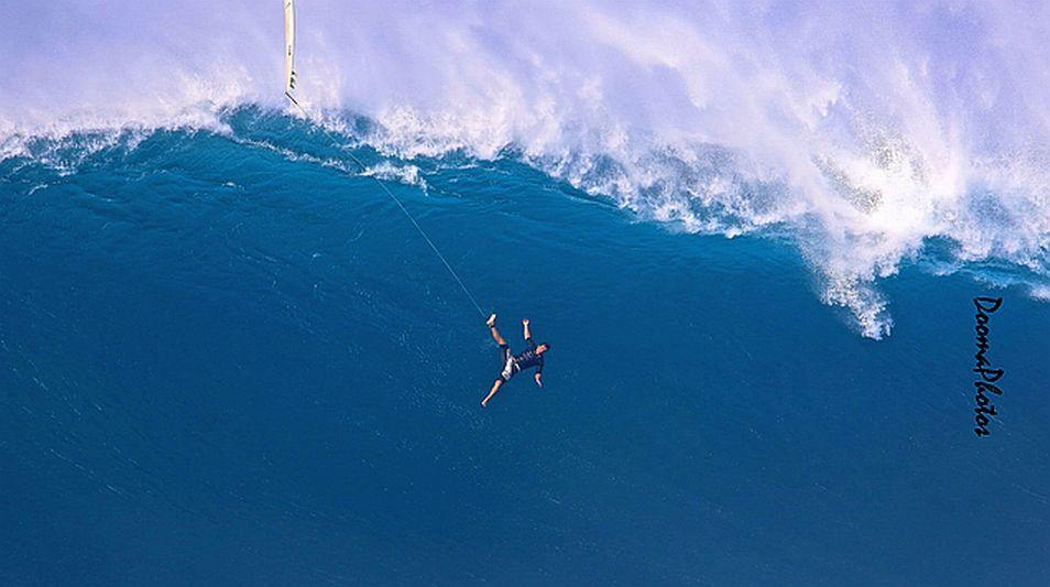Jaws Peahi Maui Wipeouts