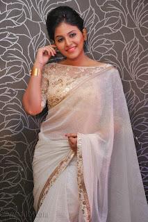 Anjali latest Glamorous pics in saree 022