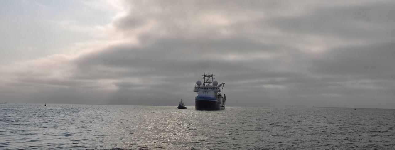 Pelayaran 5 Samudera