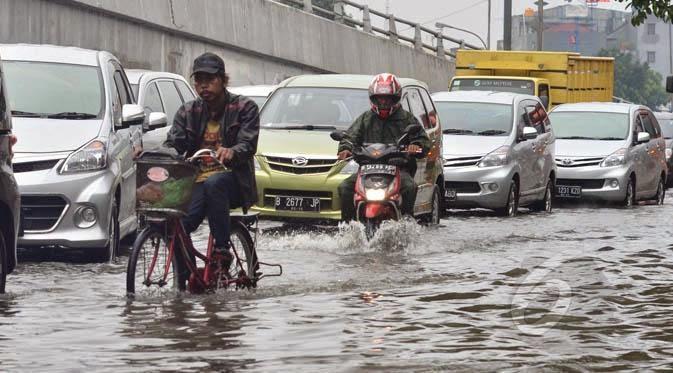 Titik Banjir di Jakarta Ini
