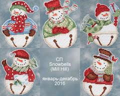 СП Snowbells ( Mill Hill) от Вики на весь 2016 год!