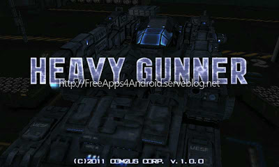 HEAVY GUNNER 3D Free Apps 4 Android