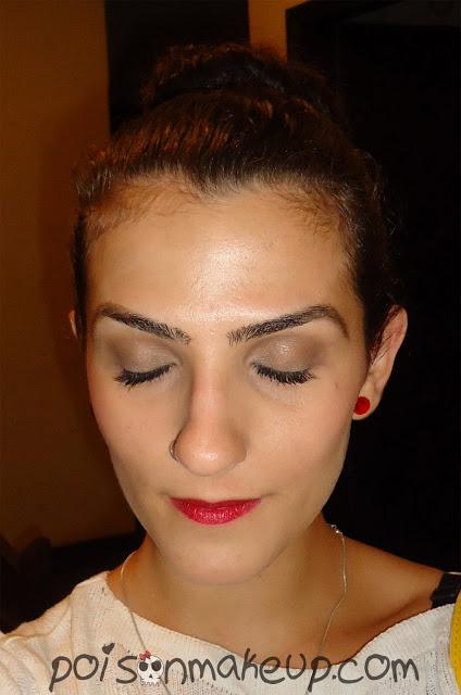 Maquiagem discretinha