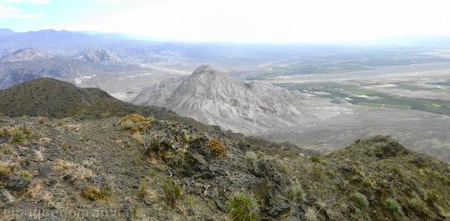 Trekking Sierras Azules, San Juan