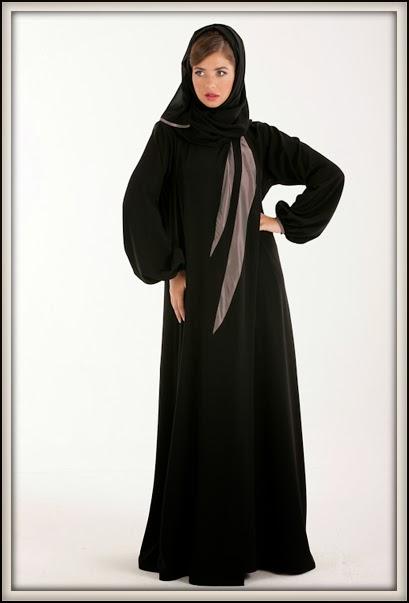 Abaya Dubai Couture 2014