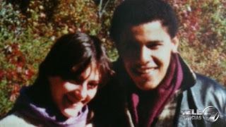 """Ex pareja de Barack Obama recuerda cierta """"frialdad"""" del ahora mandatario"""