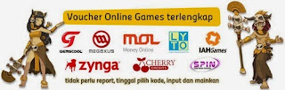 Vocher Game murah