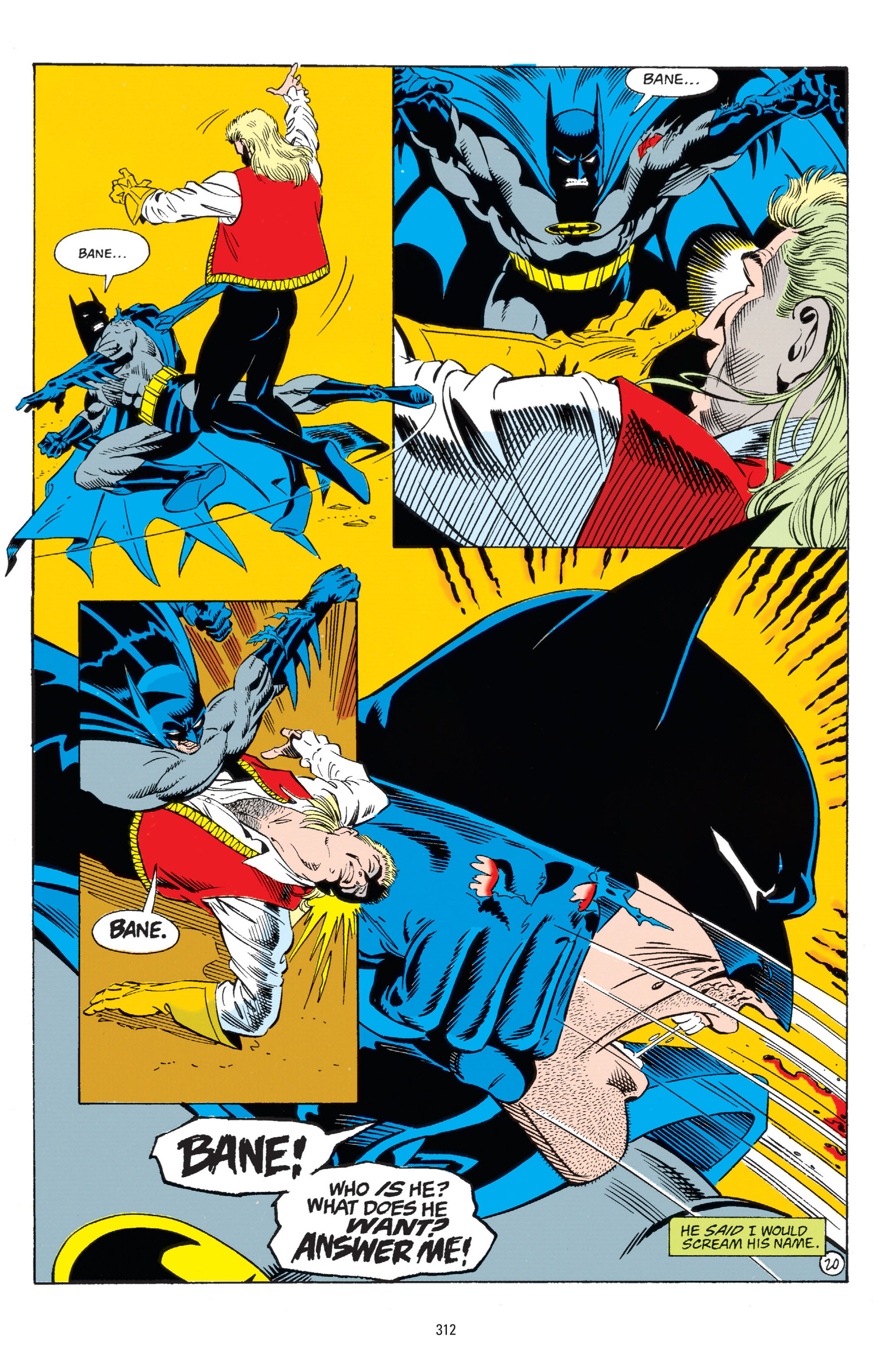 Detective Comics (1937) Issue #663 Page 21