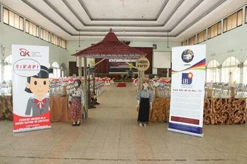 """Seminar ForSHEI """"Prasetya ulah bakti sakti praja : Manifestasi Jawa Tengah sebagai sentrum pertumbuhan ekonomi syariah nasional"""" dengan OJK"""