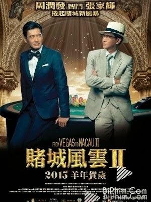 Phim Thần Bài Macau II
