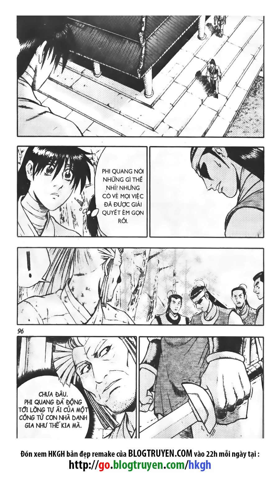 Hiệp Khách Giang Hồ chap 312 page 16 - IZTruyenTranh.com