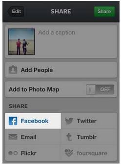 share instagram dengan aplikasi lainnya