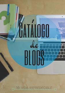 Catálogo de Blogs