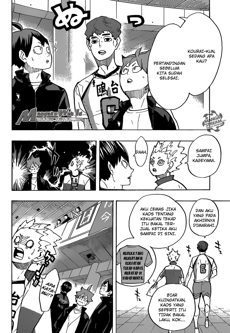 Haikyuu!! Chapter 245-4