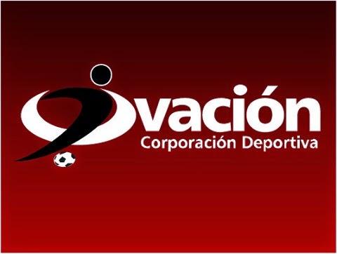 Radio Ovación logo