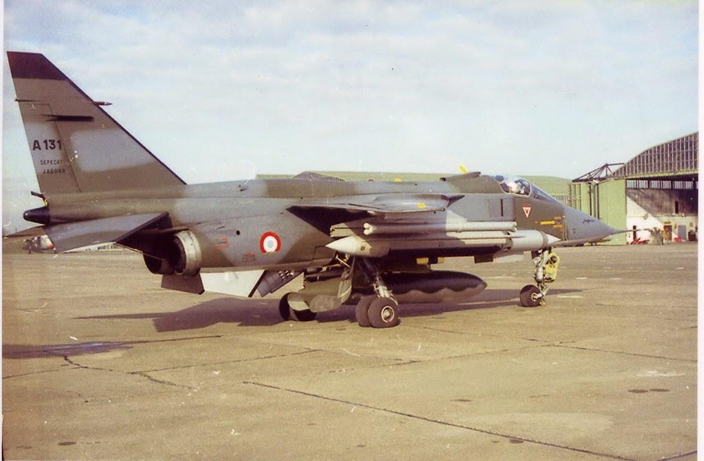 Jaguar A131