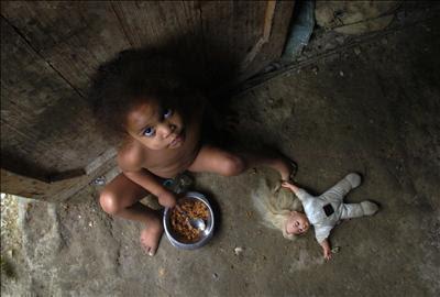 #FALASÉRIO: 1 bilhão e 300 milhões de pessoas no mundo vivem com menos de 1,25 dólar por dia