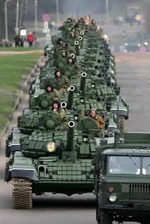 Exército Russo está se preparando para a guerra na Síria?