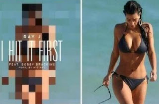 Ray J's 'I Hit It First'