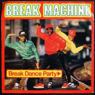 Break Machine - Break Dance Party [LP] (1984) Flac