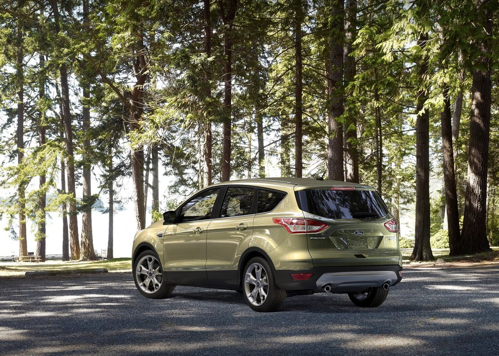 August 2015 ytd us suv and crossover sales rankings top 96 2013 ford escape green sciox Image collections
