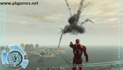 Iron Man Highly Compressed PC Game Free Download