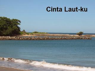pantai santolo jawa barat indonesia