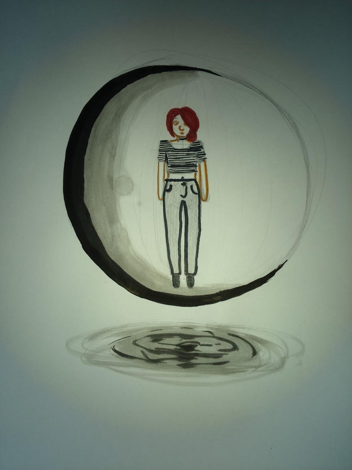 En la belleza de lo límite.: Esfera de Cristal.