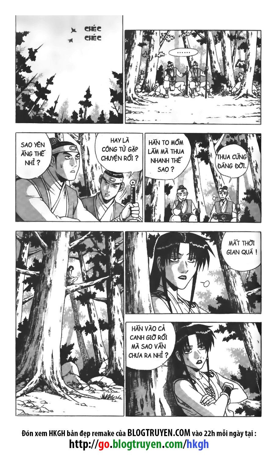 Hiệp Khách Giang Hồ chap 238 Trang 21 - Mangak.info