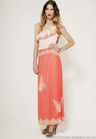 Cambac verano vestidos de fiesta 2013.
