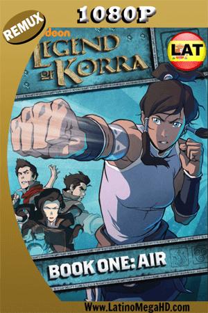 La leyenda de Korra (2012) Temporada 1 Latino HD BDREMUX 1080p ()