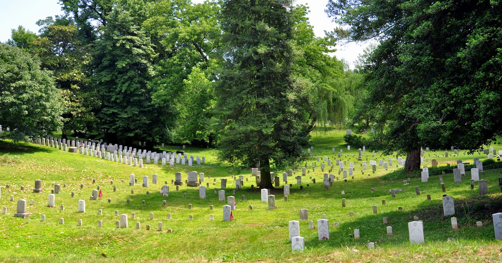the concept behind the graves at hollywood cemetary