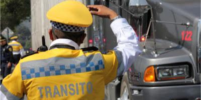 ¡Cuidado con las multas de tránsito!